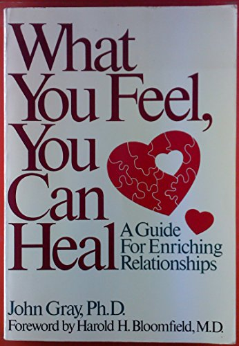 9780931269004: What You Feel- You Can Heal: An Illustrated Guide to Enriching Your Relationships
