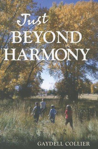 9780931271977: Just Beyond Harmony