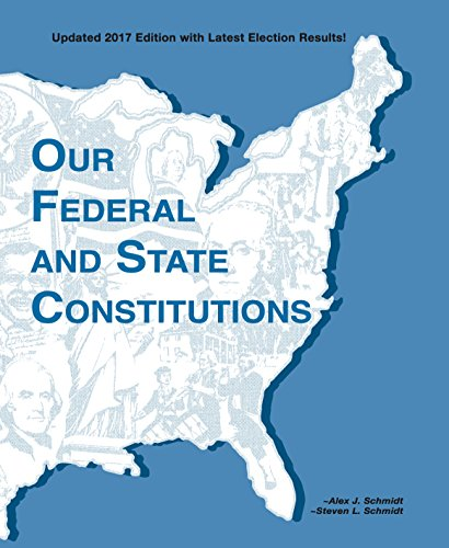 9780931298042: Our Federal and State Constitutions - Illinois Edition