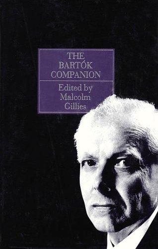 9780931340741: Bartok Companion, The