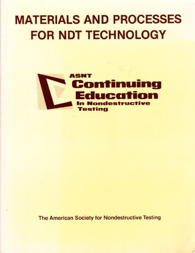 Materials and Processes for NDT Technology