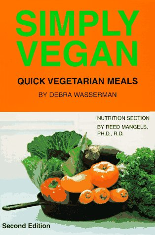 9780931411151: Simply Vegan: Quick Vegetarian Meals