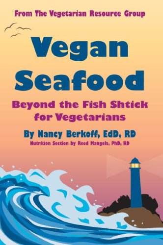 9780931411311: Vegan Seafood: Beyond the Fish Shtick for Vegetarians