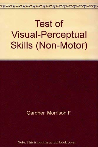 9780931421419: Test of Visual-Perceptual Skills (non-motor) TVPS Test Plates