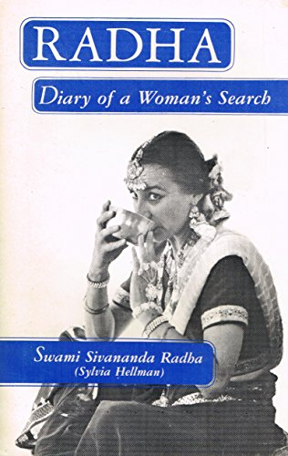 9780931454066: Radha, Diary of a Woman's Search