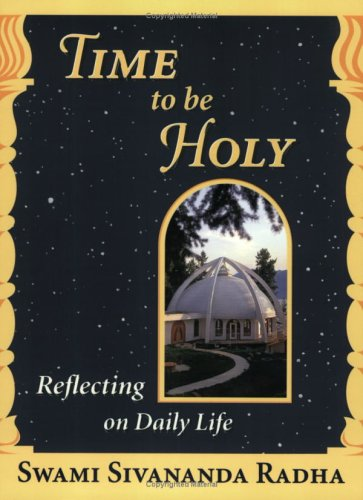 9780931454813: Time to Be Holy: Reflecting on Daily Life