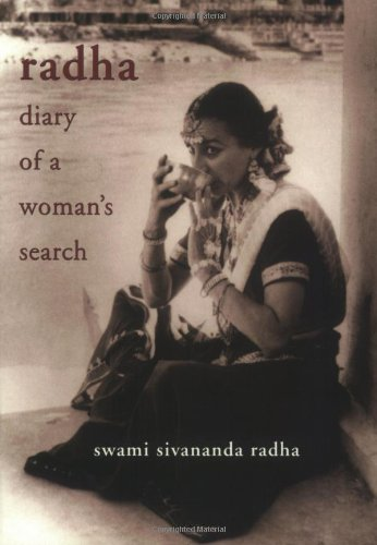 9780931454998: Radha: Diary of a Woman's Search