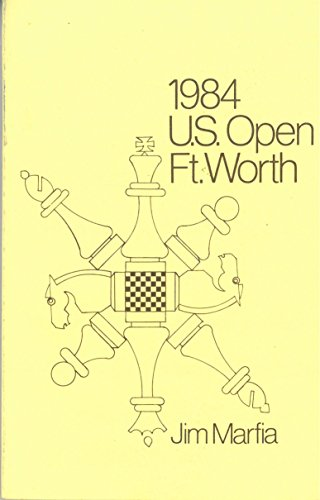 The U.S. Open: Ft. Worth, 1984: Marfia, Jim