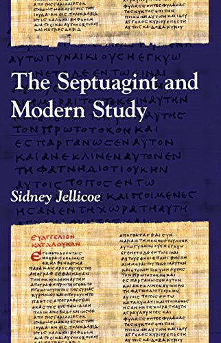 9780931464003: The Septuagint and Modern Study