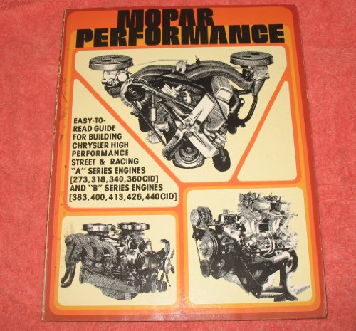 How to Build Dodge/Plymouth Performance for 273,: Schreib, Larry;Atherton, Larry