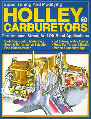 emanuel dave - holley carburetors - AbeBooks