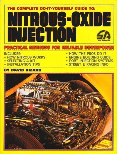 Nitrous-Oxide Injection (0931472164) by David Vizard