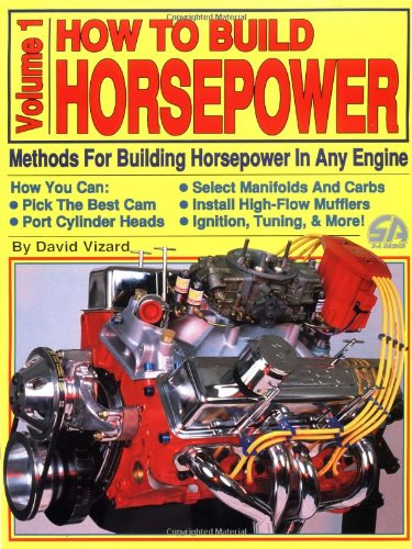 9780931472244: How to Build Horsepower: 1