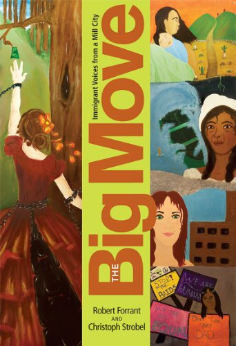 9780931507281: The Big Move: Immigrant Voices from a Mill City