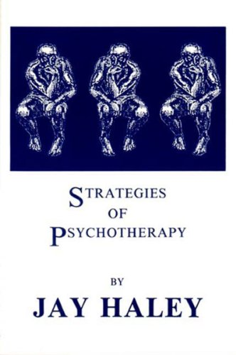 9780931513060: Strategies of Psychotherapy