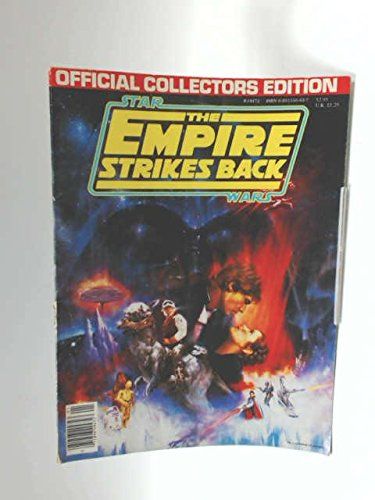 9780931550638: Star Wars The Empire Strikes Back Official Collectors edition