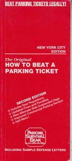 9780931579165: The Original - How to Beat a Parking Ticket/New York City Edition
