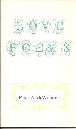 Love Poems (0931580080) by McWilliams, Peter