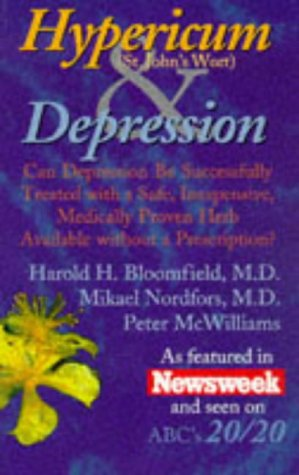 9780931580369: Hypericum (St. John's Wort) and Depression