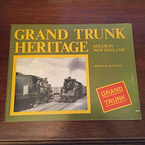 Grand Trunk Heritage Steam In New England