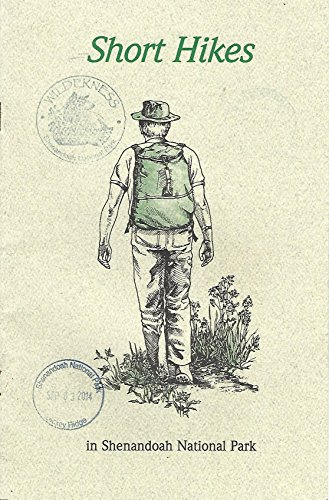 9780931606236: Short hikes in Shenandoah National Park