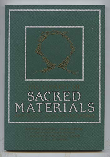 The Concept of Sacred Materials and Their Place in the World: HORSE CAPTURE (George P.) editor