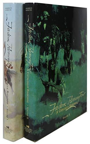9780931618550: Frederic Remington: A Catalogue Raisonné (2 Volume Set)