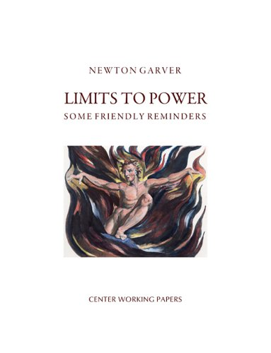 Limits of Power: Some Friendly Reminders: Newton Garver