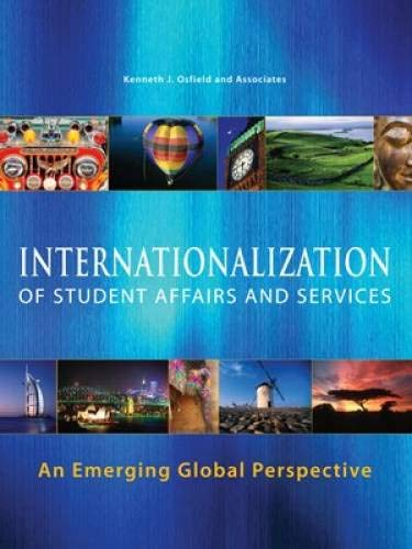 9780931654442: Internationalization of Student Affairs and Services: An Emerging Global Perspective