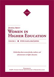 9780931654541: Journal About Women in Higher Education (Volume 1)