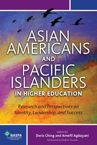 9780931654602: Asian Americans and Pacific Islanders in Higher Education: Research and Perspectives on Identity, Leadership, and Success