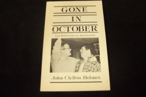 9780931659003: Gone in October: Last Reflections on Jack Kerouac