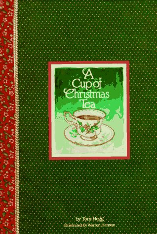 9780931674082: A Cup of Christmas Tea