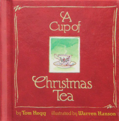 9780931674211: A Cup of Christmas Tea Ornament Book