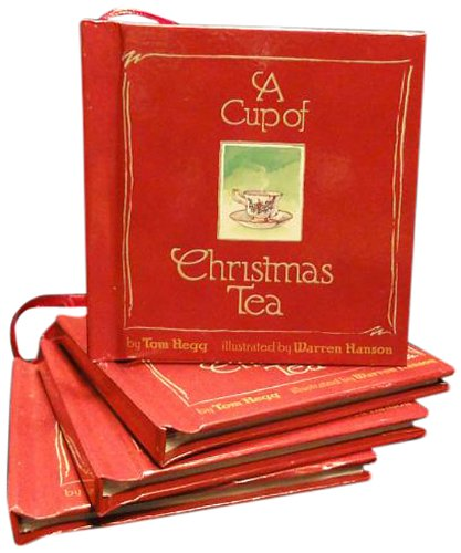 9780931674617 a cup of christmas tea mini pocket book