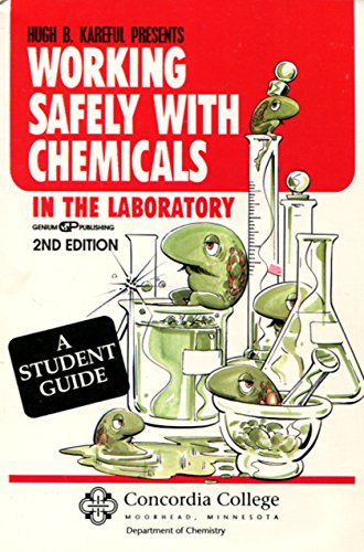 Working Safely With Chemicals In The Laboratory: Christine Gorman