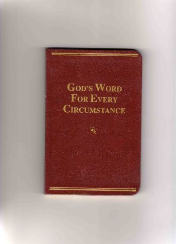 9780931697364: God's Word For Every Circumstance