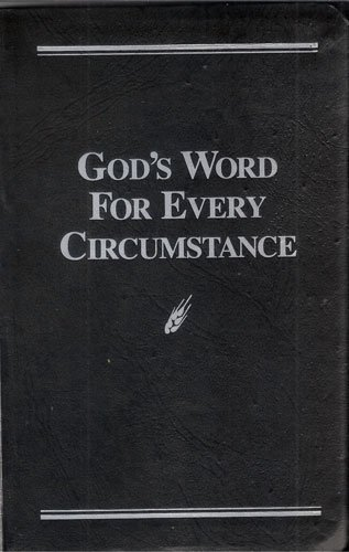 God's Word For Every Circumstance (9780931697609) by Wendy Treat
