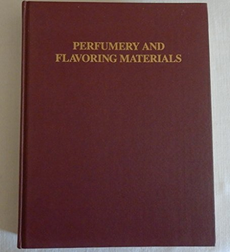 9780931710414: Perfumery and Flavoring Materials: 50 Years of Annual Review Articles 1945-1994