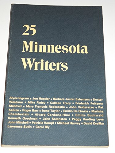 25 MINNESOTA WRITERS