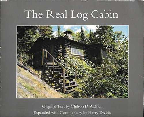 Real Log Cabin: Harry Drabik