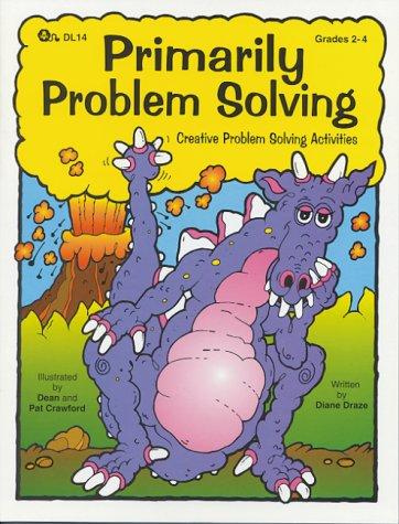9780931724398: Primarily Problem Solving - Creative Problem Solving Activities