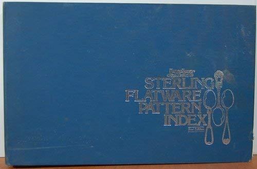 9780931744006: Jewelers' Sterling Flatware Pattern Index