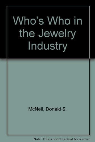 Who's Who in the Jewelry Industry
