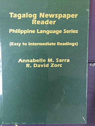 Tagalog Newspaper Reader: Zorc, David R.; Sarra, Annabelle M.