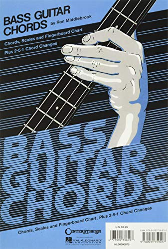 Bass Guitar Chords: Middlebrook, Ron