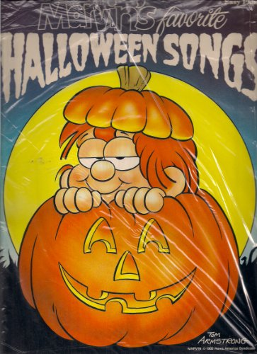 9780931759079: Marvin's Favorite Halloween Songs (Easy Piano)