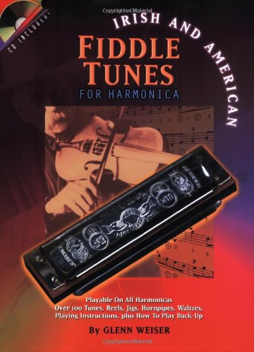 9780931759109: Irish and American Fiddle Tunes for Harmonica