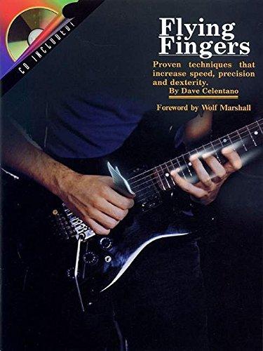 9780931759208: Flying Fingers Gtr Bkcd