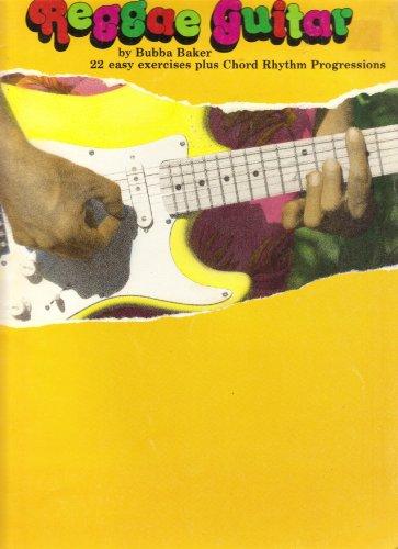 9780931759307: Reggae Guitar: 22 Easy Exercises Plus Chord Rhythm Progressions